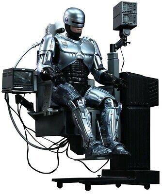 Version Diecast Figure - Movie Masterpiece Diecast Robocop Collectible Figure [Mechanical Chair version]