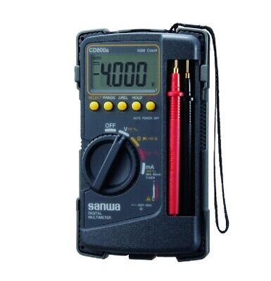 Sanwa Digital Multi Meter Cd800a
