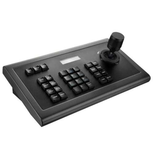 AVMATRIX PKC1000 3D Joystick PTZ Camera Keyboard Controller RS-232/422/485 Commu