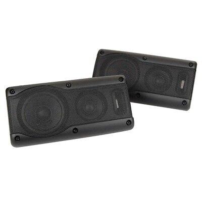 Rockwood KFZ Auto Lautsprecher 3-Wege Boxen, Aufbaulautsprecher, Paarpreis, Neu