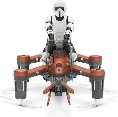 Propel Star Wars 74-Z Speeder Bike Battling Quadcopter Collectors Edition Drone