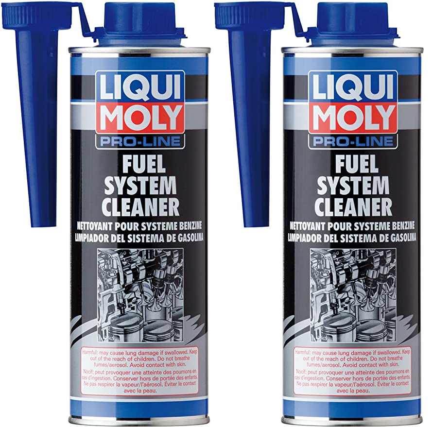 Liqui Moly Pro-line Fuel System Cleaner 500ml *pack Of 2 ...