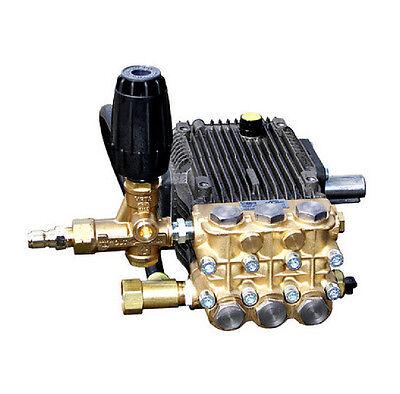 Pressure Washer Pump - Plumbed - Ar Rka4g40nl - 4 Gpm - 4000 Psi - Vrt3-310ez