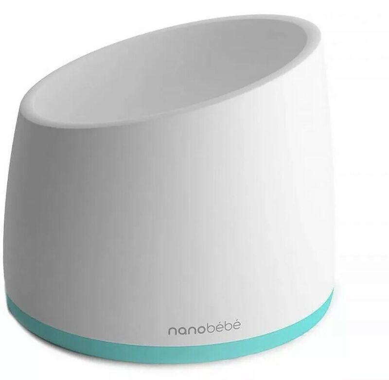 Nanobebe  Smart Warming Bowl  Teal  1 Bowl