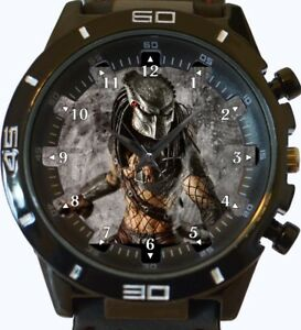 Predator Alien New Gt Series Sports Unisex Gift Wrist Watch