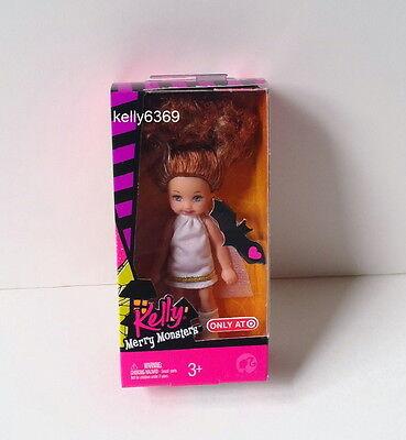 KELLY Doll **MERRY MONSTERS MIRANDA** Halloween Barbie Dolls NEW