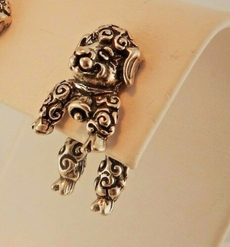 EARlusion 3D Pewter Lamb, sheep single earring