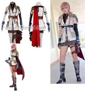 FFXIII Lightning cosplay outfit final fantasy 13 Cranbourne Casey Area Preview