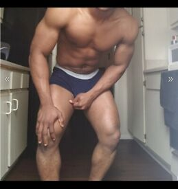 Black Gay Friendly Masseur