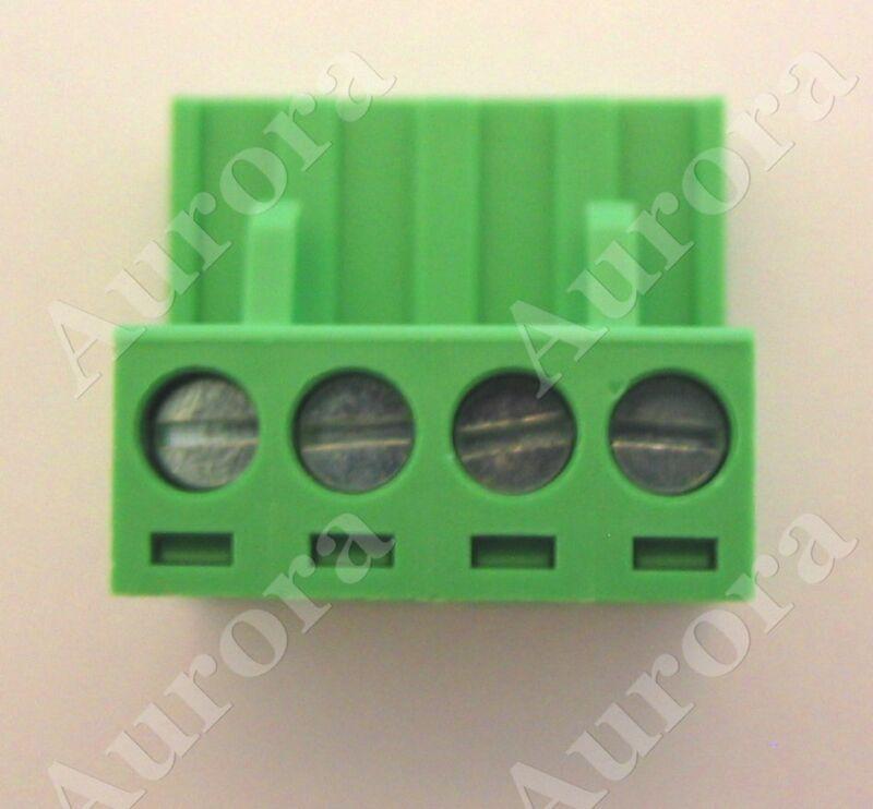 4 Pin - 5.08mm /  Quick Speaker Connector - Terminal Block - Phoenix Plug
