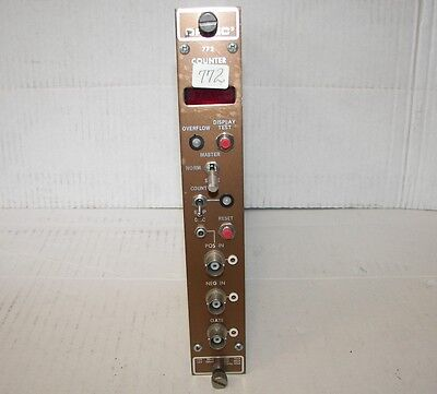 Ortec Model 772 Counter Module Stanford Research Tennelec