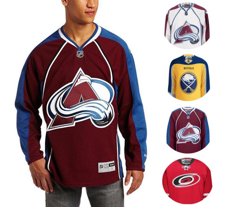 94f2ef3fa3b NHL Men's Center Ice Team Color Premier Hockey Jersey [Pick 1] MSRP $130