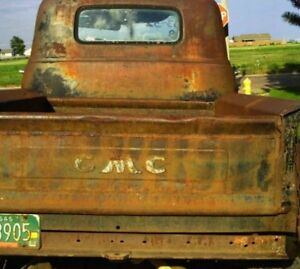 Looking for early 50s gmc tailgate