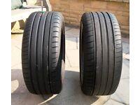 Run Flat Tyres Dunlop SP Sport Maxx GT BMW