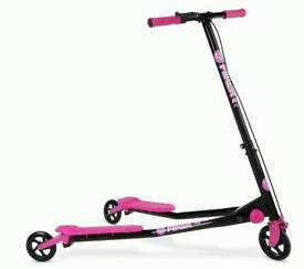 Y Flicker A3 Scooter Pink
