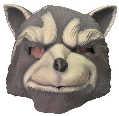 Rakete Waschbär Erwachsene Maske Guardians Of The Galaxy Halloween ()