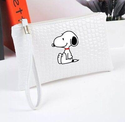 Snoopy Tasche Weiß