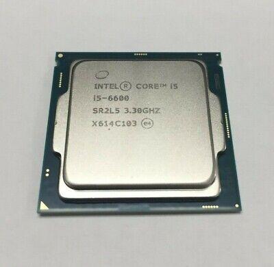 Intel Core i5-6600 3.3GHz / 6MB Quad Core CPU SR2L5 Socket LGA1151
