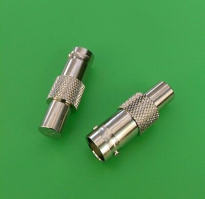 2 Pcs Bnc Female Terminator - 50 Ohm - Usa Seller