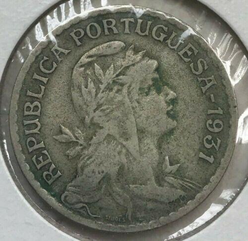 1931 Portugal Escudo