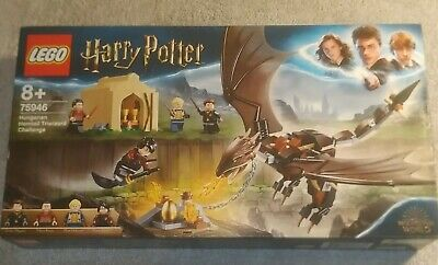 LEGO 75946 Harry Potter Hungarian Horntail Triwizard Challenge - 265 Pieces.