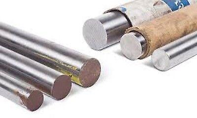 Alloy 1144 Steel Round Bar - 3 X 12 1h6