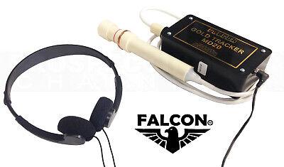 как выглядит Металлоискатель (Металлодетектор) FALCON MD20 METAL DETECTOR waterproof PROBE + Handle +Headphones 5 YEAR WARRANTY фото