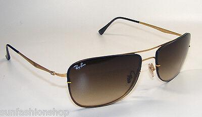 RAY BAN Sonnenbrille Sunglasses RB 8054 157/13 Gr.59 Titanium
