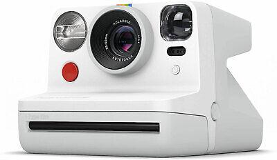 Polaroid Now i‑Type Instant Camera (White)