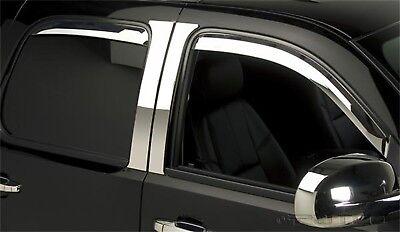Vent Window Assembly-WT, Crew Cab Pickup Putco 480056
