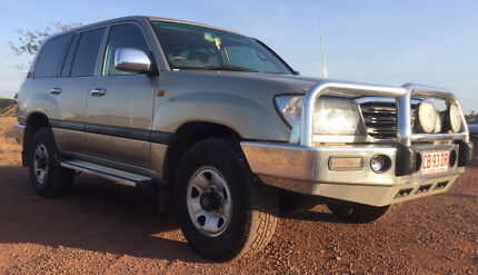 V8 Landcruiser - 8 Seater, Cold Air, 6 Months Rego Berrimah Darwin City Preview
