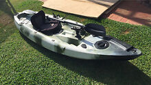 Fishing Kayak Minto Campbelltown Area Preview