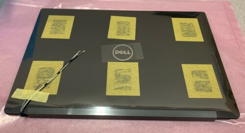 """NEW!! DELL Latitude 7480 14"""" LCD Back Lid Cover Assembly No TS - GRXR9"""