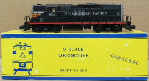 American Models Southern Pacific GP-9 Diesel Engine #5626 S-Gauge (AC ONLY) USED