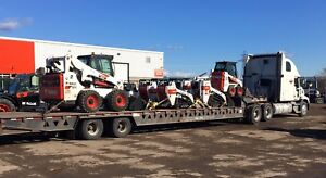Owner Operator/ Flat Bed Service/Heavy Equipment Transport