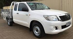"2013 HILUX on NO FUSS FINANCE for ABN holders ""APPROVED"" Dandenong Greater Dandenong Preview"