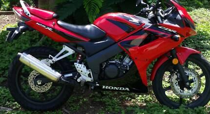125 R honda