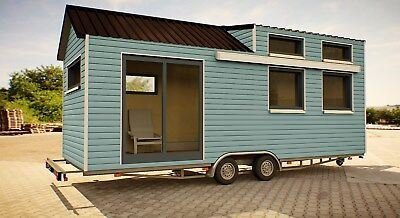 Tiny-House TYH-SD3.2; 6,60 x 2,55 x 3,50  3,5t Tiny Houses