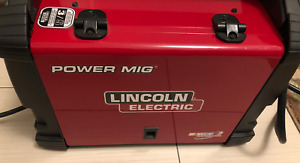 Lincoln Electric PowerMig 210MP