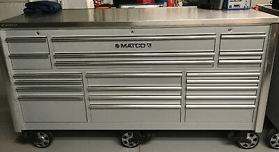 Matco Tool Box for sale | Only 4 left at -75%