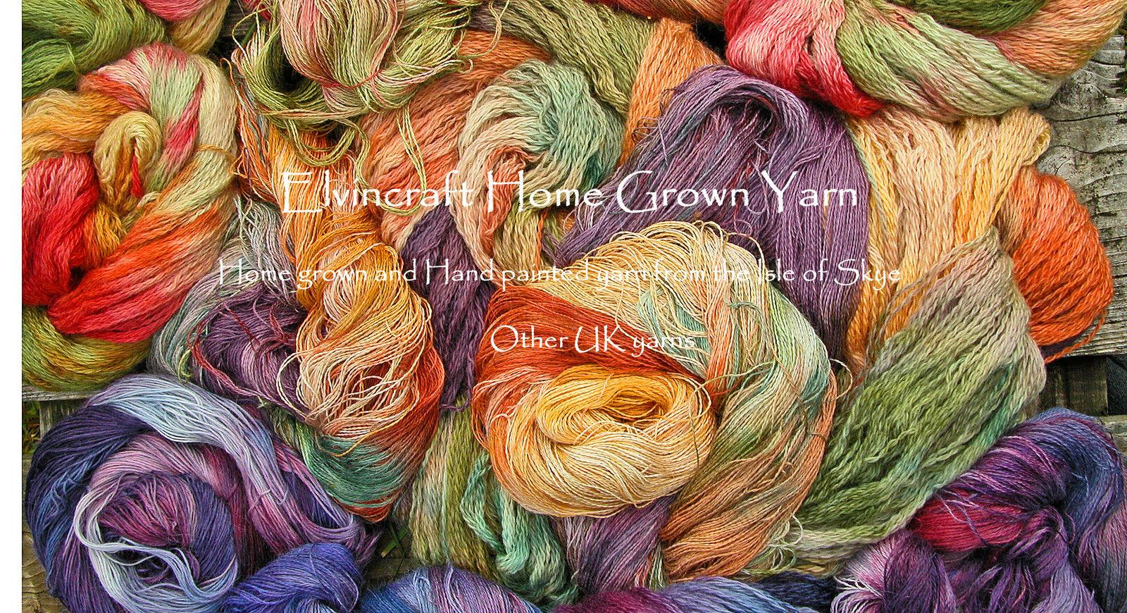 Elvincraft Yarns
