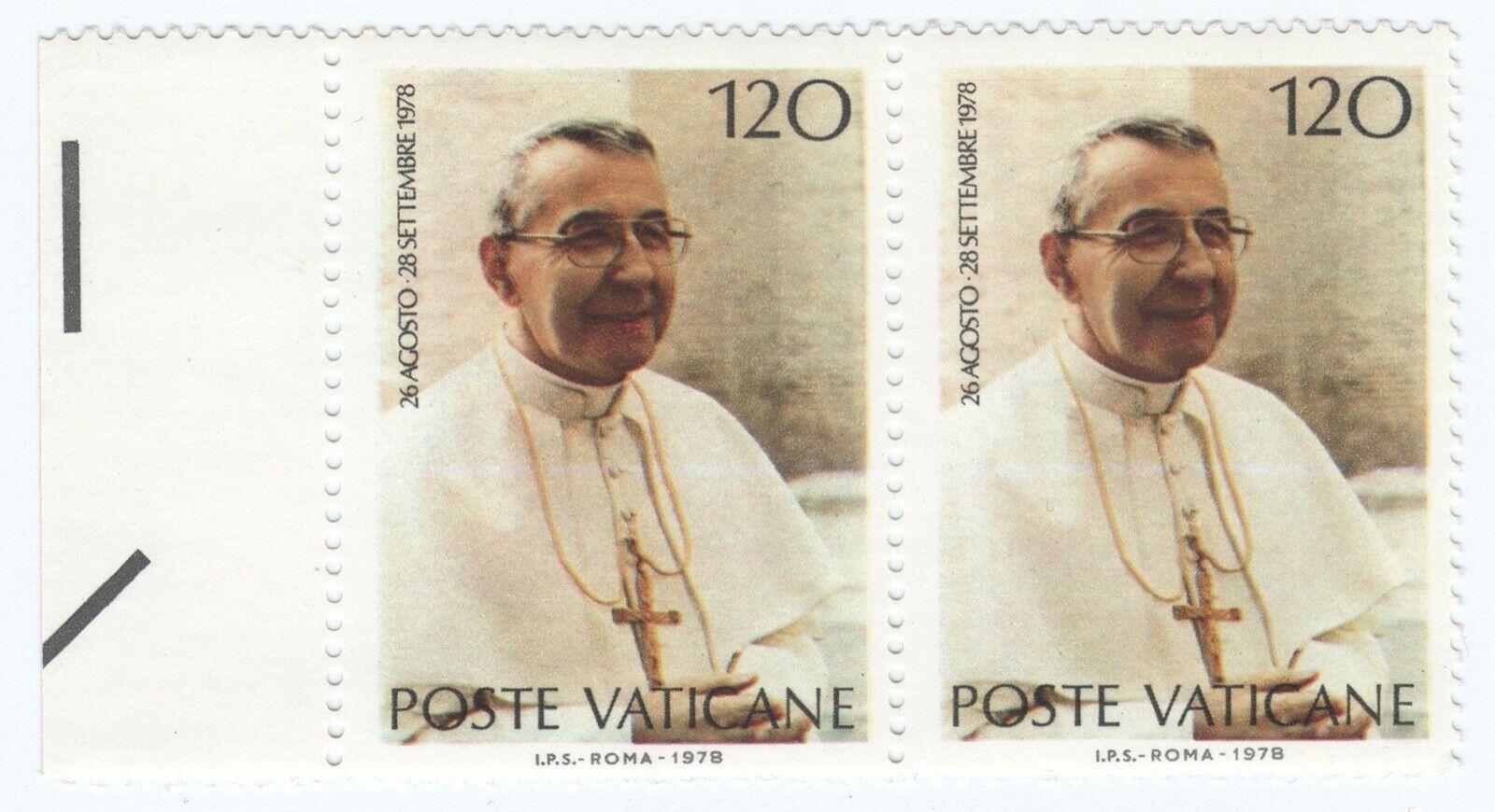 Vatican City Poste Vaticane Stamps - 6 Stamps - $0.99