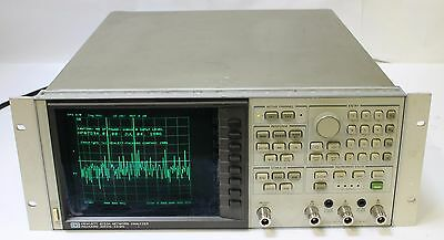Hp Agilent 8753a Network Analyzer 300 Khz - 3.0 Ghz
