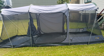 Oztrail bungalow 9 inner mesh & Tent large oztrail bungalow | Camping u0026 Hiking | Gumtree Australia ...