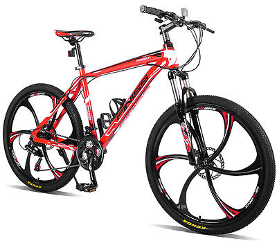 Bicycles 21 Speed Mountain Bike 3 Trainers4me