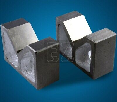 V Block Cast Iron 5x2-12x3-18x2 V-block Pair