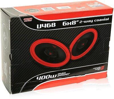 Cerwin Vega's Mobile Vega V468 Speaker - 120 W RMS - 400 W P