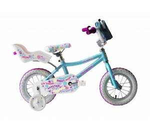 """Mongoose Lilgoose 12"""" Girls (Blue) 2016 - Floorstock Only! Concord West Canada Bay Area Preview"""