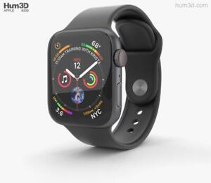 Apple Watch series 4, 40 mm, Space Gray, GPS + LTE, Brand new sealed with Apple Warranty #2982746