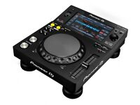 PIONEER XDJ-700 SINGLE COMPACT USB PLAYER WITH TOUCHSCREEN - Virtually brand new